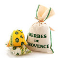 Herbs and Lavender from the Provence Stock Images