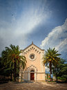 Herceg Novi church Stock Photography