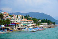 Herceg Novi is a coastal town in Montenegro located at the entra