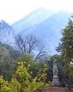 Herculane Baths, Romania Royalty Free Stock Photo