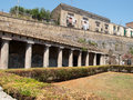 Herculaneum-Italy Royalty Free Stock Photos