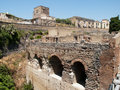 Herculaneum-Italy Stock Photography