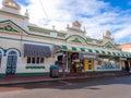 Heritage building in York, Western Australia Royalty Free Stock Photo
