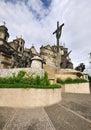 Heritage of Cebu Monument Royalty Free Stock Photo
