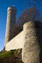 Herman tower in Tallinn`s Oldtown Estonia