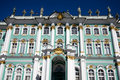 Hermitage in st. petersburg Royalty Free Stock Photo