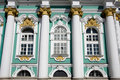 Hermitage in st. petersburg Stock Images