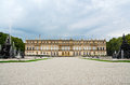 Herrenchiemsee palace in bavaria built by king ludwig iiv the castle is situated on the island herreninsel in chiemsee photo was Stock Photography