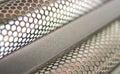 Herrenfriseurfrisurenrasiermesserrasierapparatkopf und -folien Stockbilder