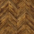 Herringbone, grunge parquet flooring design seamless texture Royalty Free Stock Photo