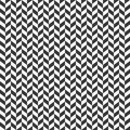Herringbone seamless pattern. Background for clothing and other textile products. Black and white backdrop. Vector.