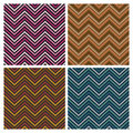 Herringbone Tweed Royalty Free Stock Photo