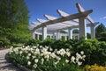 Hershey Gardens Pennsylvania Royalty Free Stock Photo