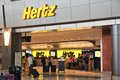 Hertz car rental las vegas usa april airport office in las vegas is one of largest companies it was founded in Stock Images