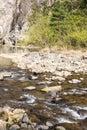 Hesheng brook this photo was taken in rock shiweiyan scenic area nanxi river scenic area yongjia county zhejiang province china Royalty Free Stock Photo