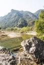 Heshng brook this photo was taken in rock shiweiyan scenic area nanxi river scenic area yongjia county zhejiang province china Stock Photos