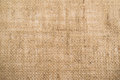 Hessian burlap cloth texture background as abstract Royalty Free Stock Photography