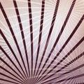 Het abstracte roze witte en purpere ontwerp als achtergrond van starbursts of de elementen van het zonnestraalontwerp in Royalty-vrije Stock Foto