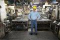 Het glimlachen het Mensenwerk, Industriële Productiefabriek