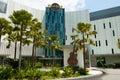Het Hotel van de harde Rots, Penang Royalty-vrije Stock Foto's