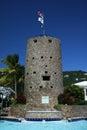 Het kasteel van Blackbeard Royalty-vrije Stock Foto's