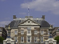 Het loo palais near apeldoorn Stock Image