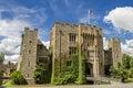 Hever castle in kent england Stock Photos