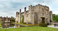 Hever castle located in kent Royalty Free Stock Image