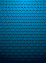 Hex background Stock Image