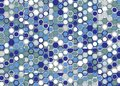 stock image of  Hex Tile Pattern