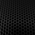 Hexagon texture structure honeycomb vector dark pattern Stock Photos