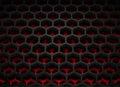 Hexagonal cell