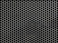 Hexagonal mesh Stock Photos