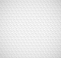 Hexagons seamless pattern white background Royalty Free Stock Image