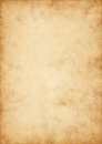 Hi quality old parchment Royalty Free Stock Photo