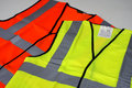 Hi Vis Vests Royalty Free Stock Photo