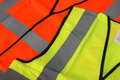 Hi Visibility Vests Royalty Free Stock Photo