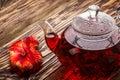 Hibiscus Tea (rosella)