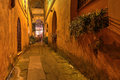 Hidden church in Rome, Italy Royalty Free Stock Photos