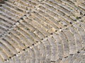 Hierapolis ancient theatre Royalty Free Stock Image
