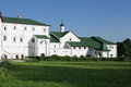 Hierarchal chambers in suzdal russia the kremlin the golden ring Royalty Free Stock Photography