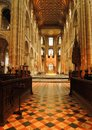 Peterborough Cathedral Royalty Free Stock Photo