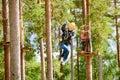 High altitude adventure Royalty Free Stock Photo
