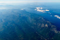 High Altitude Photo Of Planet Earth Royalty Free Stock Photo