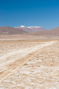 HIgh Andean Landscape Stock Images