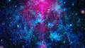 High definition star field background . Starry outer space background texture . Colorful Starry Night Sky Outer Space background Royalty Free Stock Photo