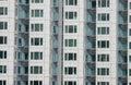 High density living Stock Photography
