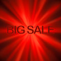High energy shine templane big sale. EPS 8 Royalty Free Stock Photos