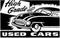 High Grade Used Cars 4 Royalty Free Stock Photo