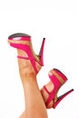 High heeled shoes Royalty Free Stock Photo